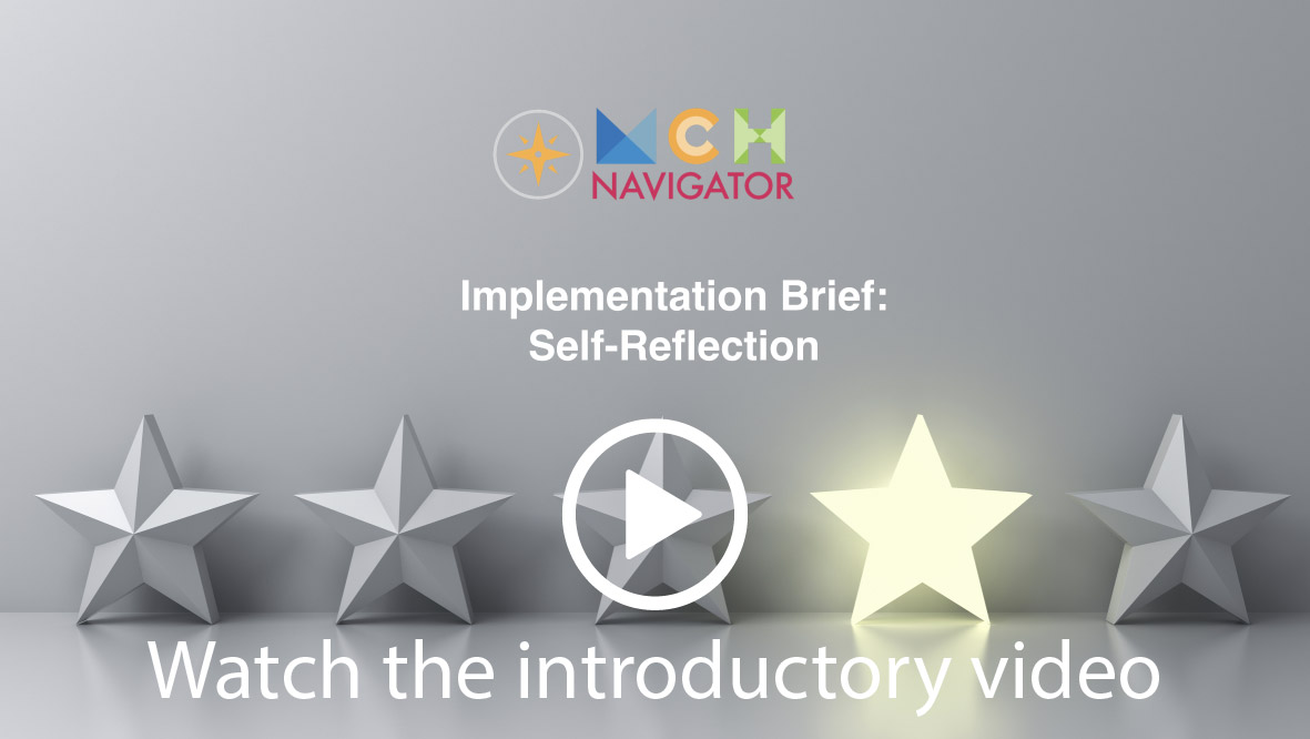 Image indicating that you can click on the image to watch a video explaining the implementation brief