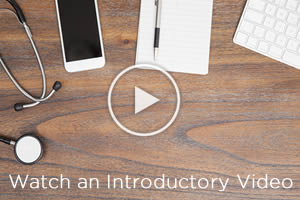 Telehealth Video: Click on the image to access a video that explains the learning brief